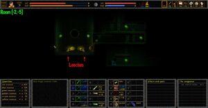 The Vengeance Leeches Room --2, -5-