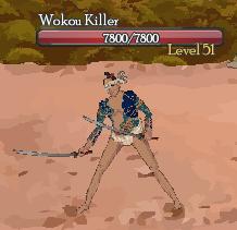 Wokou Killer
