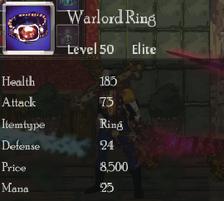 Warlordring