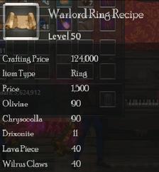 Warlordringrec