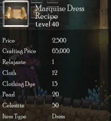 Marquise Dress Rec