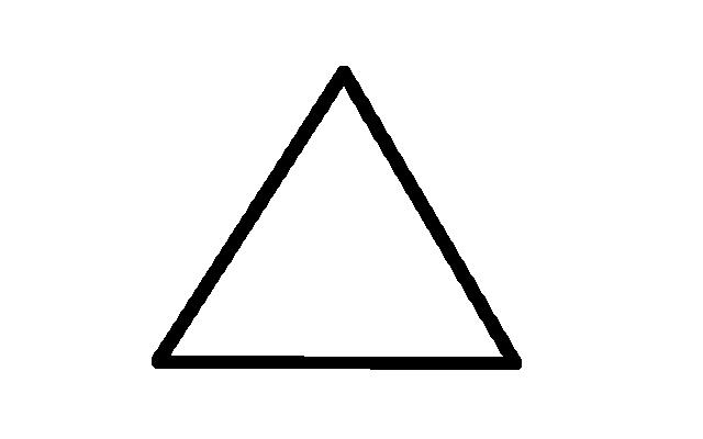 File:Big Triangle outline shape.png