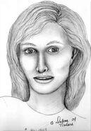 86 1804 Facial Sketch
