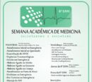 VI Semana Acadêmica do Curso de Medicina
