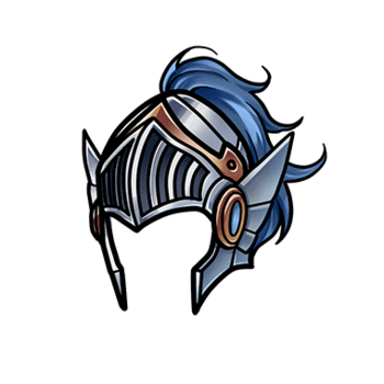 Gear-Knight Helm Render