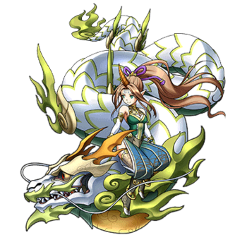 Gear-Shinatobe, Wind Caller Render