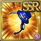 Gear-Blue Princess Mic Icon