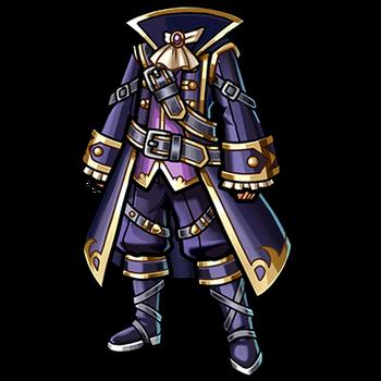 Gear-Captain's Garb Render