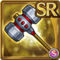 Gear-Mighty Mallet Icon