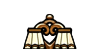 Classic Lamp (White) (Furniture)