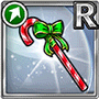 Gear-Candy Cane Icon