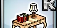 Classic Desk (Beige) (Furniture)