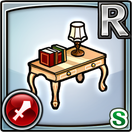 File:Furniture-Classic Desk (Beige) Icon.png
