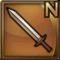 Gear-Bronze Sword Icon