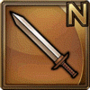 Gear-Bronze Sword Icon