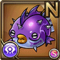 Gear-Dark Puffer Icon