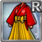 Gear-Cartoon Samurai (Body) Icon