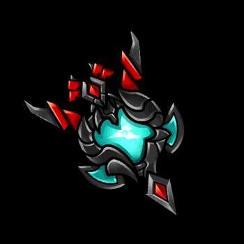 Gear-Demon Gaze Render