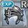 Gear-Silver Helm Icon