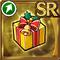 Gear-Big Gold Present Icon