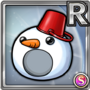 Gear-Snowman Hat Icon