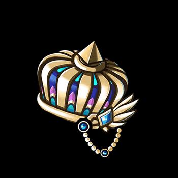 Gear-Fairy King's Crown Render
