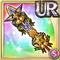 Gear-Xmas Star Sword Icon