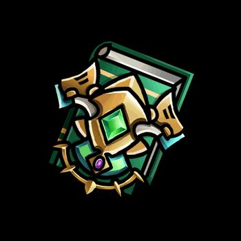 Gear-Jade Grimoire Render