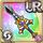 Gear-Chess Sword Icon