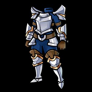 Gear-Innocence Armor Render