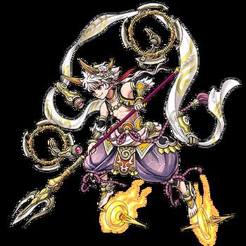 Gear-Nezha, Lotus Prince Render