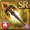 Gear-Fire Drake Staff Icon