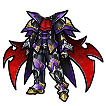 Gear-True Demon King Tuxedo Render
