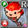 Gear-Fire Keymin Icon