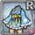 Gear-Light Blue Mini-Yukata Icon