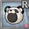 Gear-Panda Mask Icon
