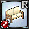 File:Furniture-Two-Seater (Beige) Icon.png