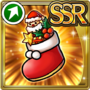 Gear-Christmas Stocking Icon