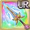 Gear-Athena's Salvation Sword Icon