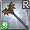 Gear-Winged Staff Icon