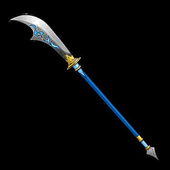 Gear-Crescent Blade Render