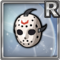 Gear-Hockey Mask Icon