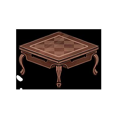 File:Furniture-Classic Table (Umber) Render.png