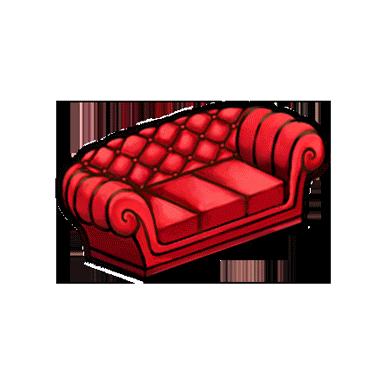 File:Furniture-Classic Sofa (Red) Render.png