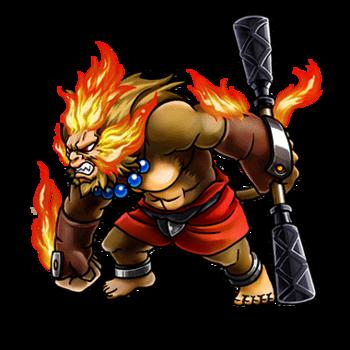 Gear-Swelter Kong Render