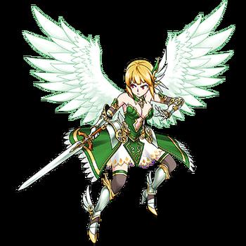 Gear-Dies, the Wind Spirit Render