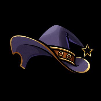 Gear-Advanced Wizard Hat Render