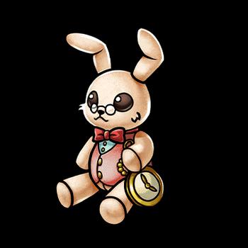 Gear-Alice's Rabbit Render
