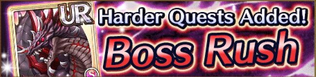 Event-UR Boss Rush