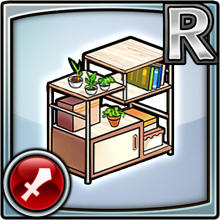 File:Furniture-Casual Shelves (White) Icon.png
